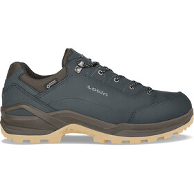 Lowa Renegade GTX Lage Schoenen Heren, navy/honey